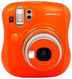 ¡Chollo! Cámara instantánea Fujifilm Instax Mini 25 por 59 euros.