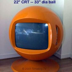 Really cool TV