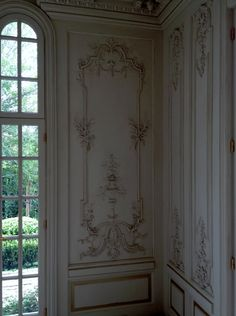 French Antique glass door panels | French Panels