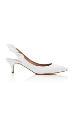 Rise Leather Pumps | Moda Operandi