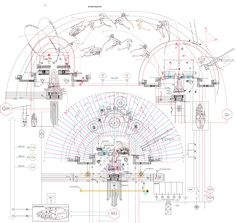 Minjeong An, Detail Plan of Somnolence, 2008
