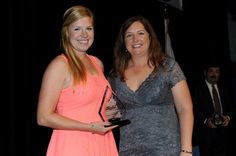 Academic and Athletic Success Honored at 2015 NSU Athletic Banquet - Nova Southeastern University Athletics Nova Southeastern University, Rowing, Banquet, Cheerleading, Athlete, Success, Swimming, Formal Dresses, Fashion