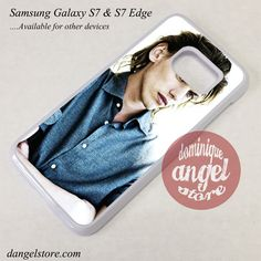 Jamie Campbell Bower Cool Phone Case for Samsung Galaxy S7 and Galaxy S7 Edge