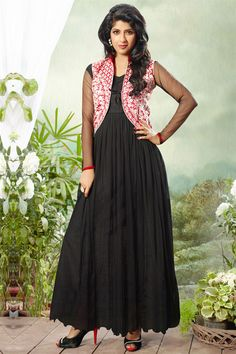 Aishwarya Sakhuja Black Color Designer Gown