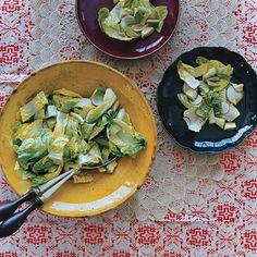Avocado And Mango Salad With Passion Fruit Vinaigrette | Healthy ...