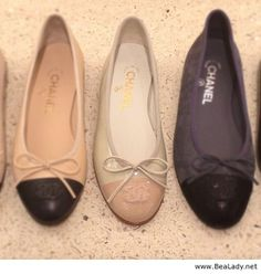 Chanel flats - Perfection