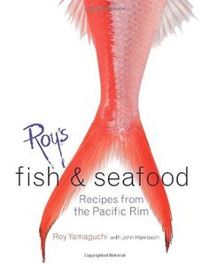 A full-color cookbook featuring 100 fish and seafood recipes as well as information about each variety of seafood from Hawaiian chef Roy Yamaguchi. Owner of the critically acclaimed Roy's restaurants, public television host and celebrated chef Roy Yamaguchi is considered one of today's greatest s... more details available at https://www.kitchen-dining.com/blog/cookbooks-food-wine/asian-cooking/pacific-rim/product-review-for-roys-fish-and-seafood-recipes-from-the-pacific-r