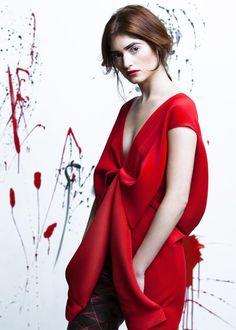 Styling. Perfectteamstyle JNC Fashion Stylists Photo. Manu Cervantes y Marta Tena. Model. Julia Parra.