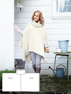Read the article 'Casually Cozy: 10 New Women's Sewing Patterns' in the BurdaStyle blog 'Daily Thread'.
