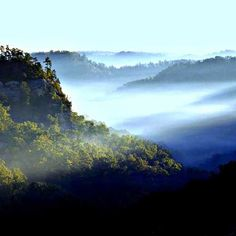 Red River Gorge Kentucky Scenic Byway