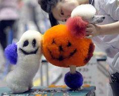 halloween poodle