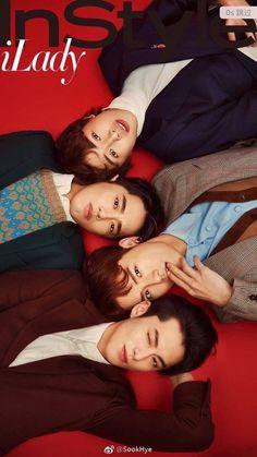 New Meteor Garden Meteor Garden Cast, Meteor Garden 2018, Beautiful Boys, Pretty Boys, Asian Actors, Korean Actors, Park Hyun Sik, Los F4, F4 Boys Over Flowers