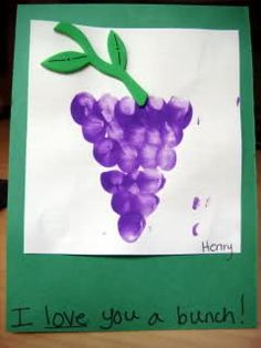 Thumbprint grapes