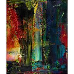 Abstraktes Bild (1986) by Gerhard Richter