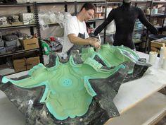 Tron Legacy Concept Pictures - Tron Car and Costume VFX Pictures - Popular Mechanics