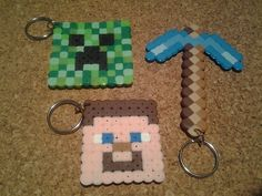 minecraft party ideas - Bing Images Lydia this for Max Minecraft Party Favors, Minecraft Birthday Party, Minecraft Crafts, Minecraft Activities, Minecraft Perler, Creeper Minecraft, Minecraft Cake, Minecraft Skins, Sons Birthday