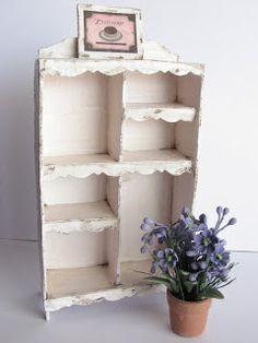 Cute bitty shelves