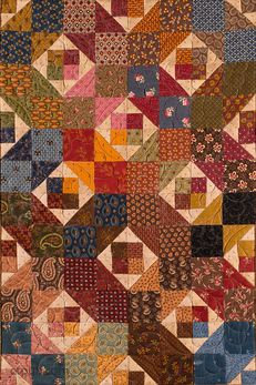 Small Treasures from Scraps: More Simply Charming Quilts Tara Lynn Darr –– The author of Simply Charming: Small Scrap Quilts of Yesteryear is back with a fresh collection of small quilts to help you m