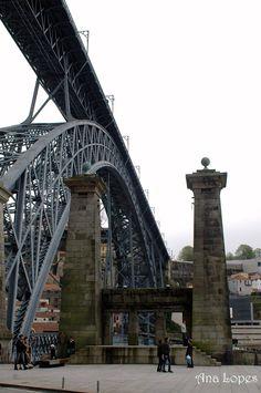 Ponte Luis I - Porto Portugal