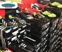 Do you need new rugby boots? At #TopGearSport, we stock a wide range. Visit us or contact us on 044 873 0626.