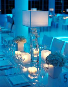 table lamps for.weddi.g | to arrange lampshade centerpieces for 15 tables on her wedding day i ...