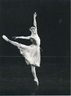 Elisabetta Terabust prima ballerina Opera di Roma poi insegnante di danza