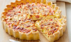 The best Quiche recipes - from classic quiche Lorraine to our delicious Leek and camembert quiche recipe, we've got the right quiche recipes for you Quiches, Best Quiche Recipes, Savoury Recipes, Bacon Egg Bake, Easy Quiche, Brunch, Breakfast Quiche, Cooking Recipes, Gourmet Recipes