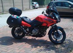 Suzuki V-Strom Moto Suzuki V-Strom vendo usato a lentate sul seveso € 3.800 http://www.insella.it/annuncio/suzuki-v-strom-dl-650-07-2007-93951