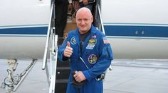 Astronaut Scott Kelly will return home to Houston after a #YearInSpace! Kelly's plane is now expected to land no earlier than 1:50 a.m. EST on March 3. NASA TV coverage will begin approximately 15 minutes earlier. Watch live on NASA Television: http://go.nasa.gov/1TRPtUZ