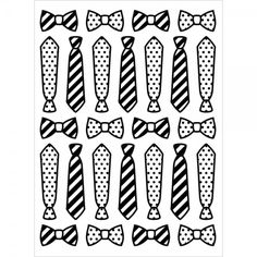 darice-embossing-folder-ties-and-bowties.jpg (600×600)