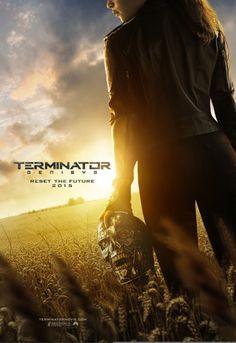 NEW Terminator Genisys Poster - Mania.com