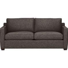 Davis Sofa in Sofas | Crate and Barrel