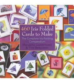 460 Iris Folded Cards To Make