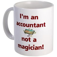 I'm An Accountant