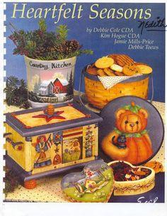 Heartfelt Seasons by Debbie Cole CDA - alita.pintura - Picasa Web Albums