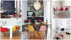 DKR Chair #dkr #dsr #eames #design #chair #colors #casadasamigas