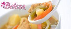 Esta receita de sopa emagrecedora com Frango é uma dieta para ser feita durante 7 dias, ele inclui uma cardápio bem barato e com alimentos fáceis de se encontrar,uma ótima dieta para quem deseja uma cardápio fácil de seguir.Por muitos anos, as pessoas acreditaram que a canja de galinha tinha ...