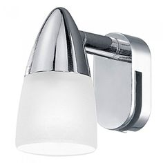 Advanced Sticker 33W G9 Chrome Frosted Glass Over-Mirror Vanity Bathroom Light [EP1678] - PIKE & CO.® BRANDED (w/Extended Warranty)