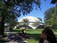 Parque Urquiza - Planetario Ciudad de Rosario - Rosario - Argentina.   -lbk-