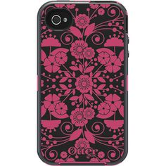 Paisley & Floral iPhone 4/4S Cases | OtterBox.com