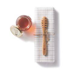 Eco Friendly Products - Organic Bamboo Honey Dipper