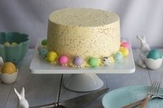 Easter is about a month away, so why not start planning your Easter dessert with a showstopping...