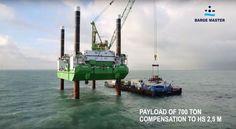 U.S. offshore wind feedering solution http://www.heavyliftnews.com/news/video--barge-master---u-s--offshore-wind-feedering-solution?utm_source=contentstudio&utm_medium=referral BPOCompanies BPO