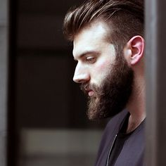 New beard on 100beards.tumblr.com #100beards #beard #bearded #beardbook…