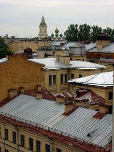 крыши на васильевском
