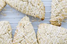 Bored with breakfast? Enter: Meyer Lemon Poppy Seed Scones with Lemon-Cinnamon Icing.