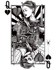 Queen of hearts/Queen of hurts