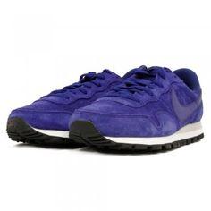 Nike  Air Pegasus 83 Suede Royal Blue Shoe 599129 440