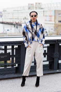 New Year Plaid By Style Me Grasie