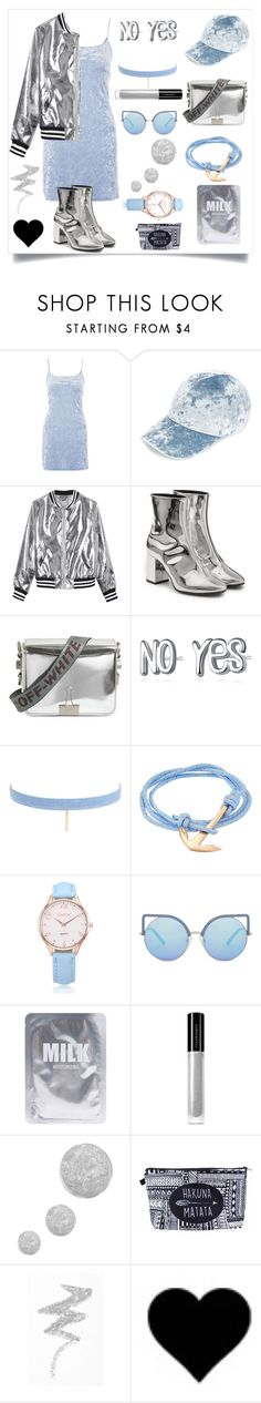 """Yes or No....I'm in love W velvet"" by googdaber ❤ liked on Polyvore featuring Nobody's Child, Federica Moretti, Sans Souci, Balenciaga, Off-White, Jules Smith, MIANSAI, Matthew Williamson, Lapcos and Illamasqua"